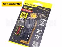 NiteCore THUMB Rechargeable USB Pocket Keychain+RED LED Flashlight