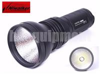 NiWalker Vostro Black BK-FA02S Cree XHP70 4800lm 600M LED Flashlight