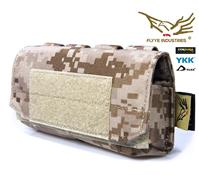 FLYYE 18650 Battery MOLLE Cordura Pouch Case Box PH-O001