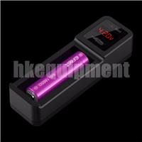 Efest LUC Mini Single USB 18650 LED Display Battery Charger