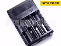 Nitecore i4 NEW 2016 Intelligent 18650 CR123A Li-ion IMR Battery Charger