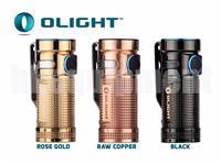 Olight S-Mini CU Cree XM-L2 LED Copper Flashlight