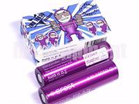 Efest IMR18650 2600 Li-Mn 18650 40A Flat Top Rechargeable Battery x2 ORIGINAL