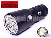 NiWalker Nova MM20EB 3x Cree XPL HI 3500lm 690m LED 18650 Flashlight
