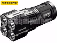 NITECORE TM28 QuadRay 4x Cree XHP35 HI 6000lm Flashlight+Charger