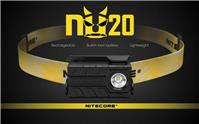 NiteCore NU20 Cree XP-G2 S3 360lm USB Rechargeable Headlight Headlamp Tasklight