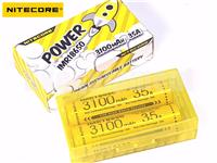 Nitecore IMR18650 3100mAh 35A 3.7v FLAT TOP Rechargeable Battery x2