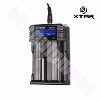 XTAR SV2 Rocket AA AAA C D 18650 26650 IMR Li-ion Battery Quick 2A Charger