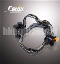 Fenix Headband Bike Headlight Flashlight Mount+CR123A AA Battery Storage Box