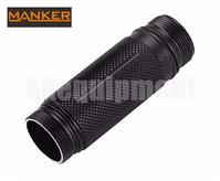 MANKER 18650 Extender Tube Barrel for E14 Flashlight