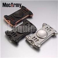 Mecarmy GP1 Ti Titanium Fidget Finger Spinner Ceramic Bearings Gyro