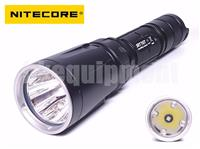 NiteCore SRT7GT Cree XP-L HI V3 Red Green Blue UV LED Flashlight Black SRT7