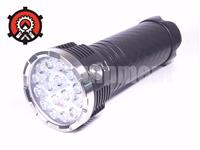 MecArmy PT80 16x Cree XP-G2 S4 9600lm USB Rechargeable Powerbank LED Flashlight