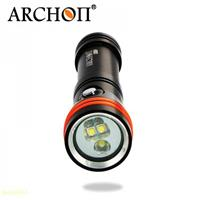 Archon D15VP Cree XM-L2 2in1 Diving Video Spot White+RED LED Flashlight