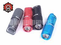 MecArmy X4S CREE LED Keychain USB Rechargeable Flashlight