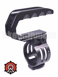 Mecarmy CL52 Handle Mount with Picatinny rail for PT60 PT80 Flashlight