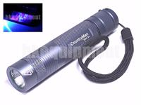 CountryMan S+ UV Ultraviolet 365nm 18650 6w Nichia Japan LED Flashlight