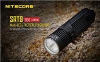 Nitecore SRT9 Cree XHP50 RGB+UV Flashlight