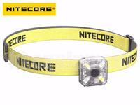 NiteCore NU05 Kit 35lm White+Red USB Rechargeable Headlight Headlamp Mate Kit