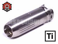 MecArmy BL43 BL43T Cree XP-G2 USB Rechargeable Ti Titanium TC4 Alloy LED Flashlight