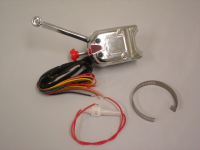 7 wire universal turn signal wiring diagram images details about universal street hot rod chrome turn signal switch