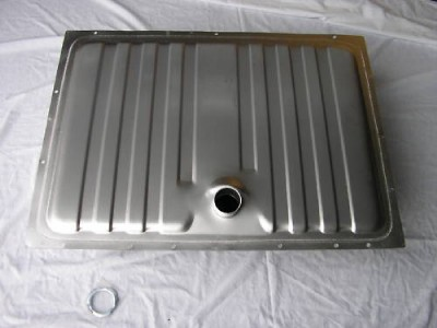 Coolant Overflow Tank Catch Can Natural Finish