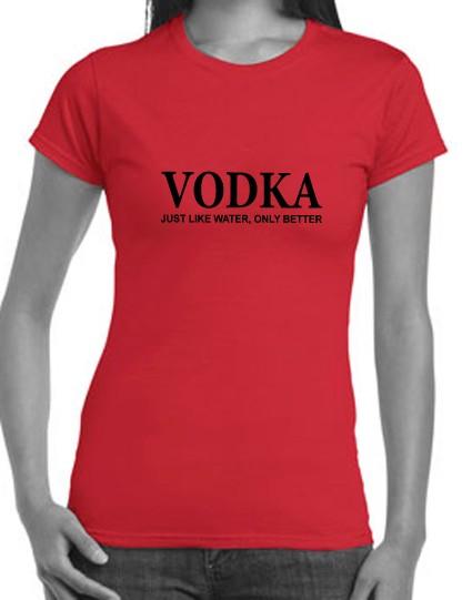 ... -like-water-T-shirt-Singlet-Mens-Womens-Ladies-Funny-slogan-size-top