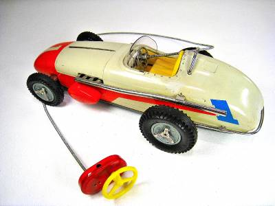 Battery Operated Car And Track Indianapolis