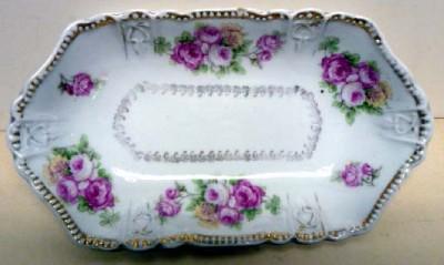 Antique George Jones Briar Pattern Dish Bowl 1881 | eBay