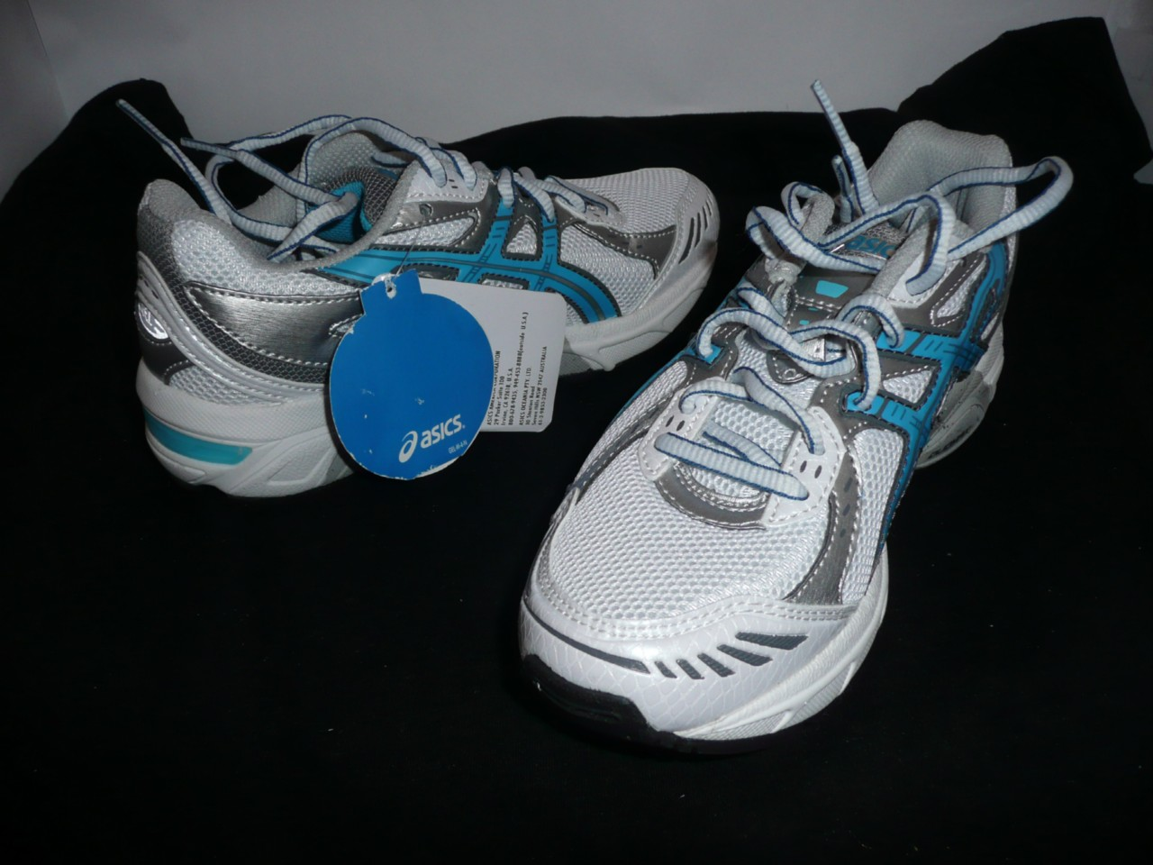 LADIES-ASICS-GEL-1150-RUNNERS-WHITE-SILVER-BLUE-BNWT