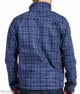 new the north face apex bionic fleece jacket deep water