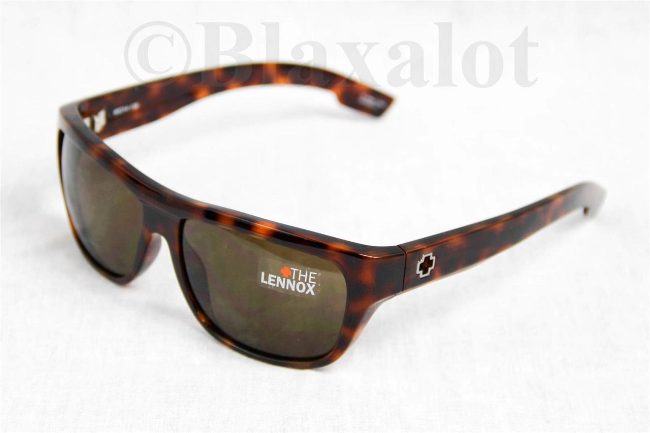 NEW SPY LENNOX SUNGLASSES Classic Tortoise frame / Bronze ... New Spy Sunglasses Photos