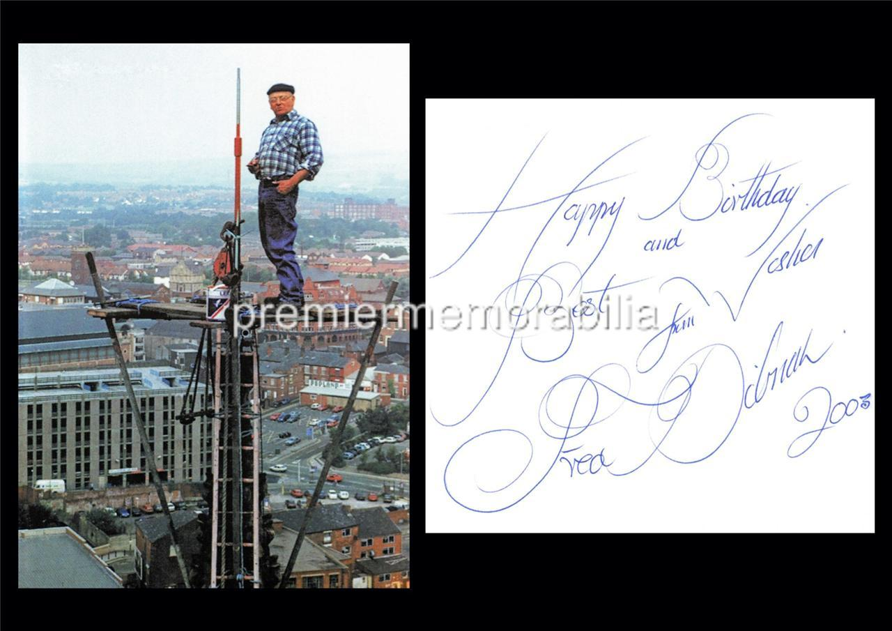 STEEPLEJACK-TV-PERSONALITY-FRED-DIBNAH-SIGNED-PRINTED-HAPPY-BIRTHDAY-PRINT