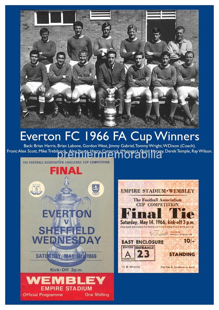 EVERTON-FC-1966-FA-CUP-FINAL-HARRY-CATTERICK-BRIAN-LABONE-EXCLUSIVE-A4-PRINT