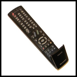 Remote for sharp aquos tv