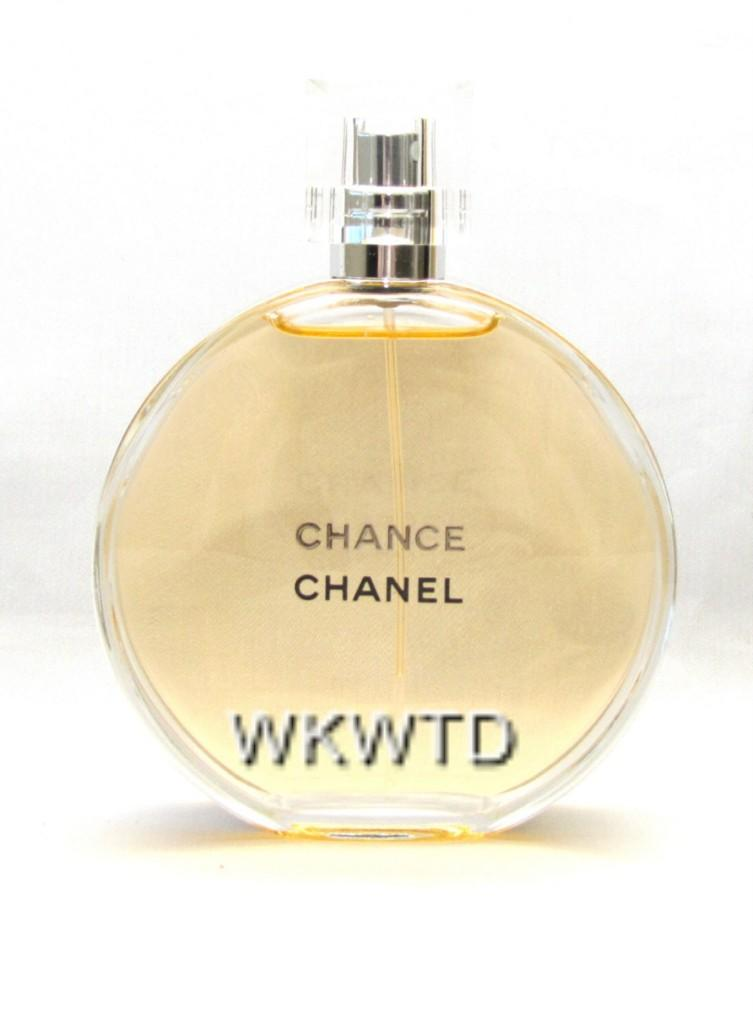 chanel chance perfume 100ml eau de toilette tester bottle. Black Bedroom Furniture Sets. Home Design Ideas