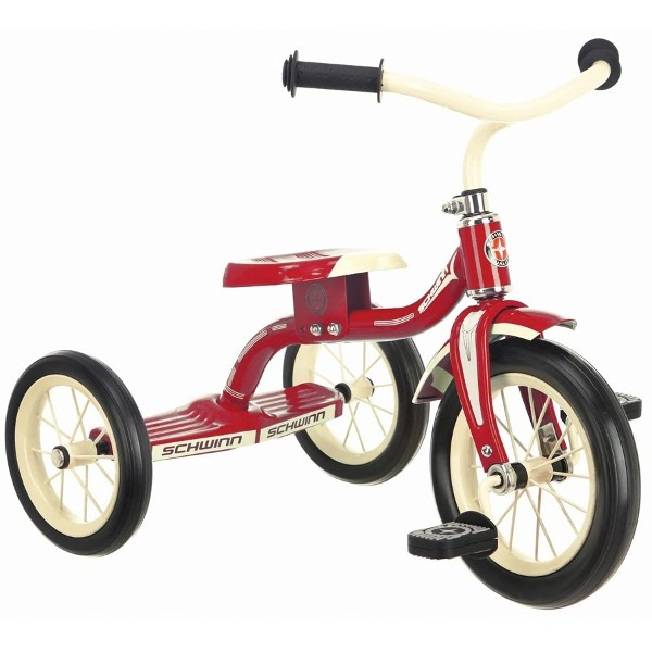 NEW-Schwinn-Classic-Tricycle-Kids-Trike-Bike-RED