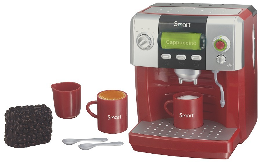Coffee Maker Toy : Smart - Electronic Coffee Machine Toy w Lights & Sounds - Realistic Pretend Play eBay