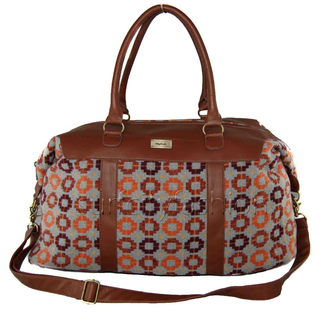 WEEKENDER-Necta-Womens-Travel-Overnight-Carry-On-Luggage-Cabin-Bag