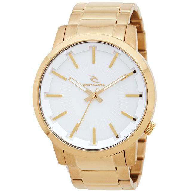 rip curl detroit sss gold stainless large womens
