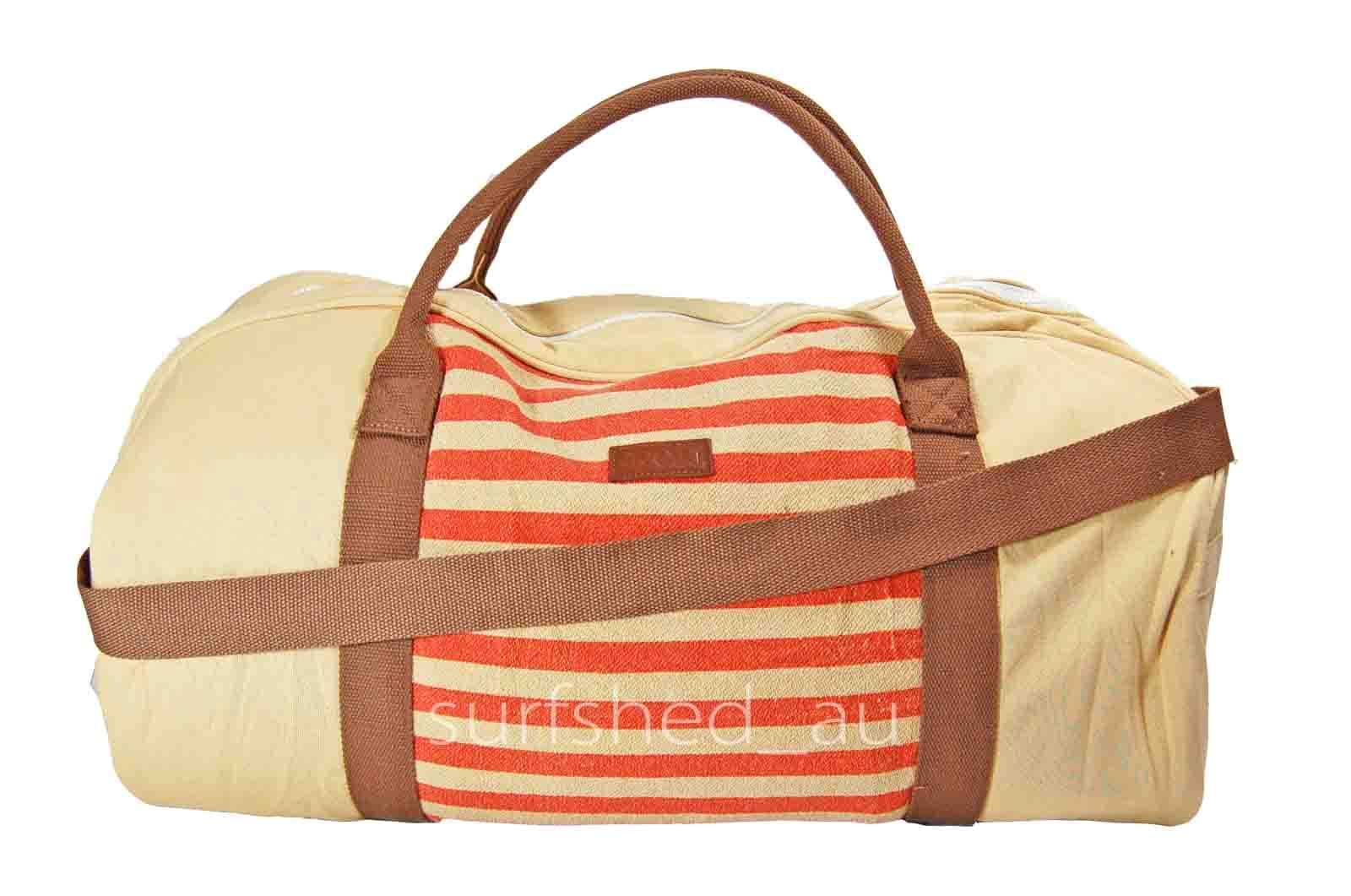 Simple  BAGS  OVERNIGHT BAGS  WOMENS  RIP CURL DREAMWEAVER OVERNIGHT BAG