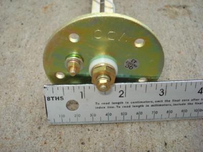 VDO Part 226 001 Gas Gauge Fuel Sender Float 1928 29 30 31 32 34 37 39 40 Chevy