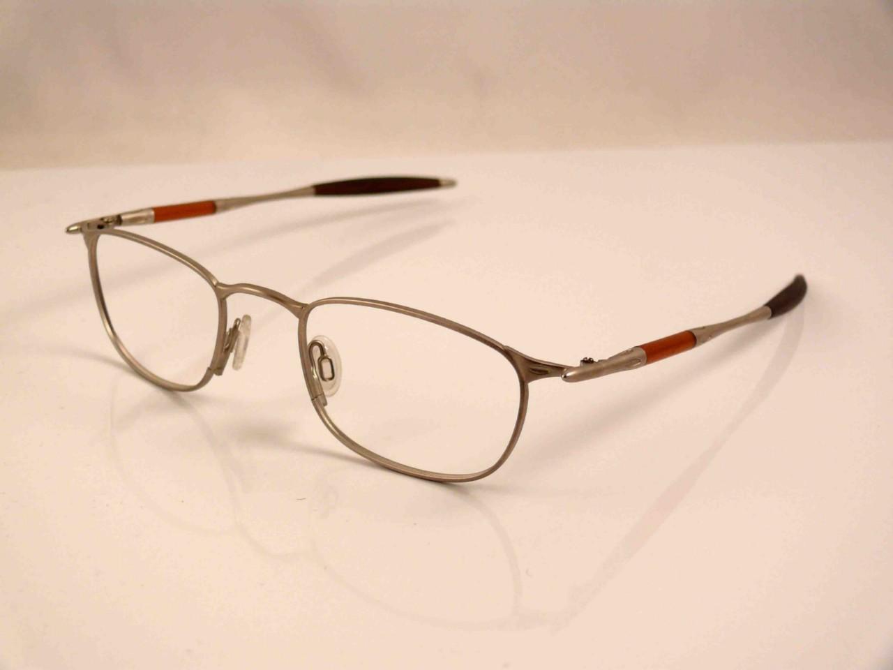 Oakley Titanium Frame Glasses : Oakley Titanium Prescription Frames