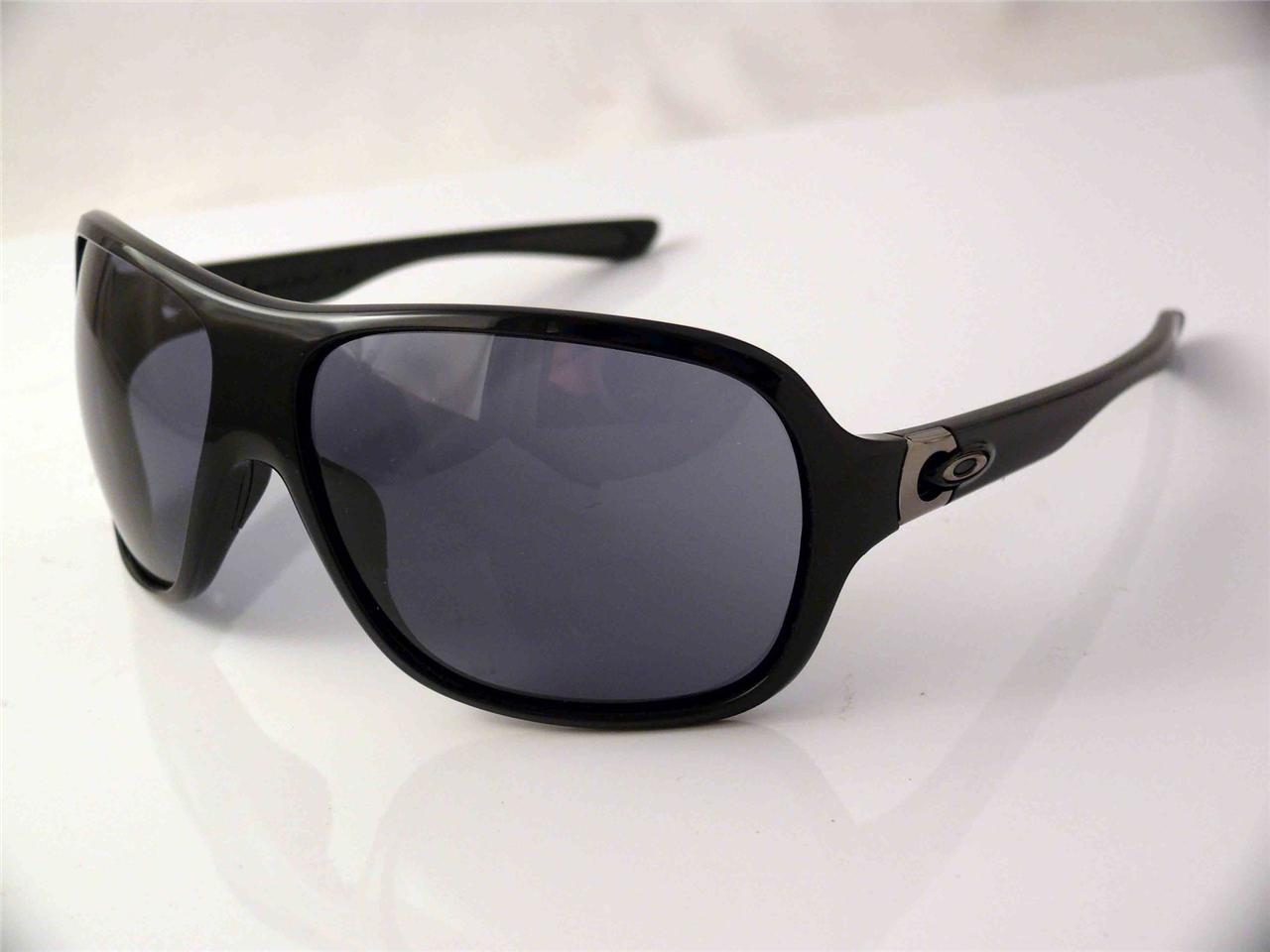 Oakley Underspin Ladies Sunglasses Black Frame Grey Lens ...