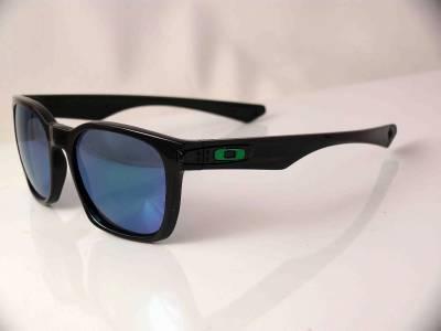 oakley garage rock sunglasses polished  limited stock. brand new. mens. oakley. garage rock. polished black frame. jade iridium lenses