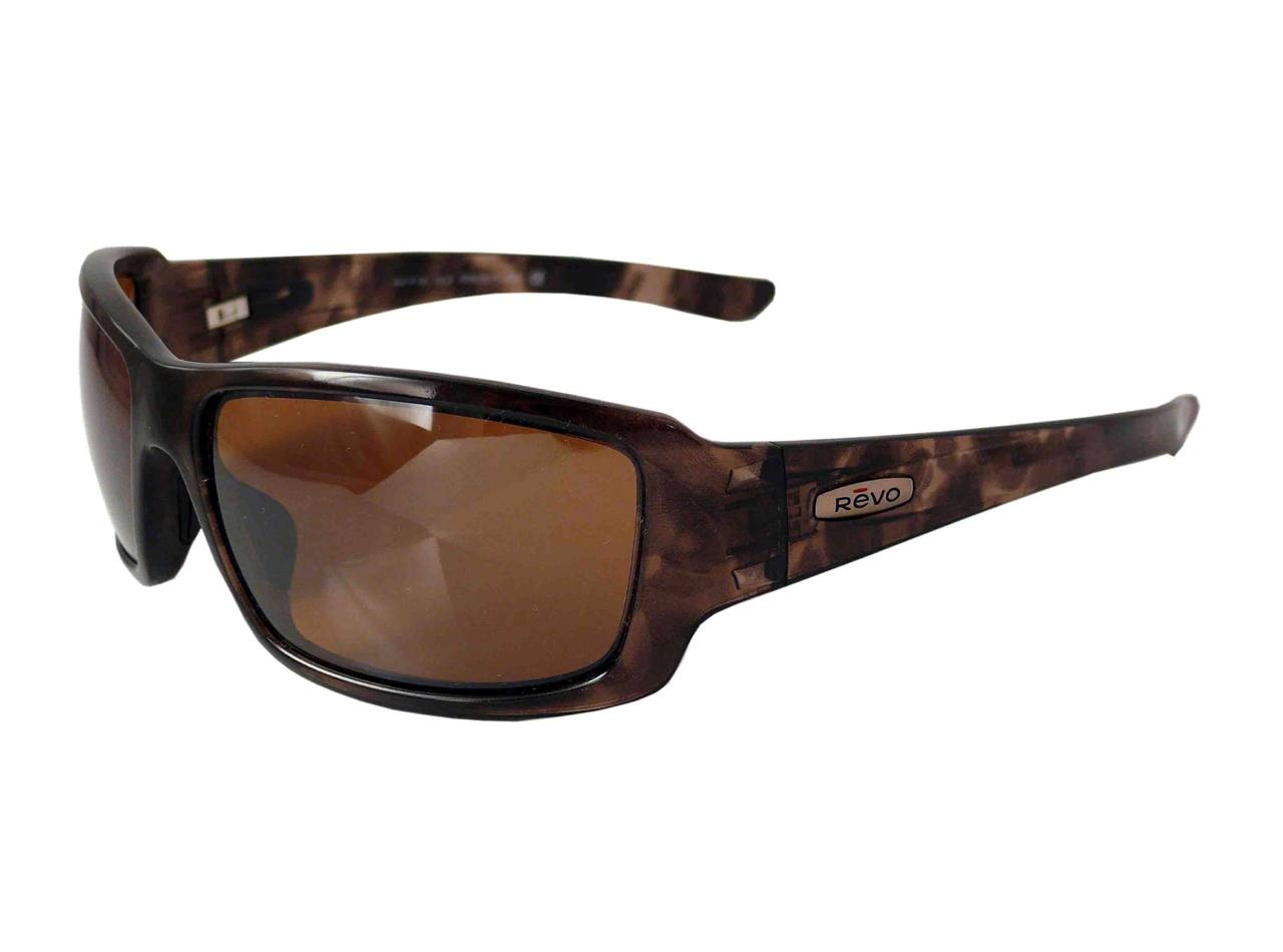 Eyewear Frames Made In Usa : Revo Polarized Sunglasses Bearing Tortoise Frame Bronze ...