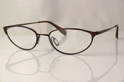 Titanium Eyeglass Frames Made In Japan : OLIVER PEOPLES GLASSES ROXANA EYEWEAR BIRCH TITANIUM FRAME ...