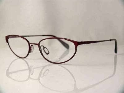 Titanium Eyeglass Frames Made In Japan : OLIVER PEOPLES GLASSES ROXANA EYEWEAR BURGANDY TITANIUM ...