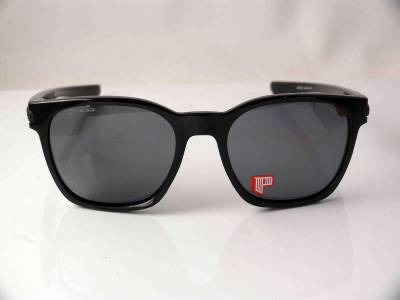 oakley garage rock sunglasses polished  oakley polarized garage rock polished black frame grey lenses 009175 07 new