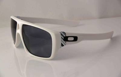 Big Frame Oakley Glasses : Oakley Sunglasses Dispatch 009090-03 Matte White frame Big ...